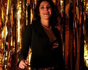 Christiane Torloni sobre ausência Rock in Rio: 'O tributo ao Queen, fiquei morrendo de inveja' (Foto: Globo)