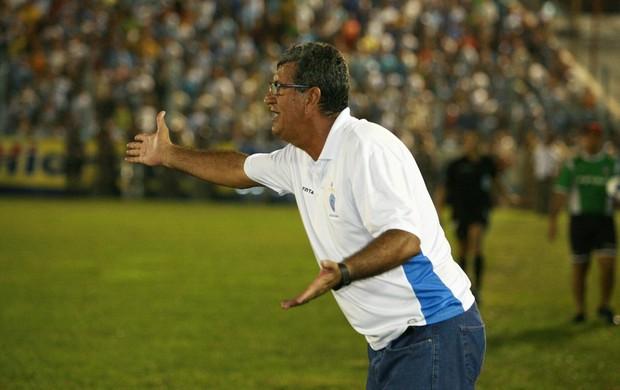 Dário Lourenço comandou o Paysandu em 2008 (Foto: Marcelo Seabra / O Liberal)