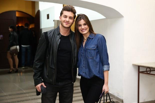 Camila Queiroz e Klebber Toledo (Foto: Manuela Scarpa/Brazil News)