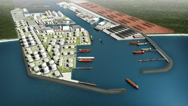 Porto privado mais caro do país está travado no Ibama