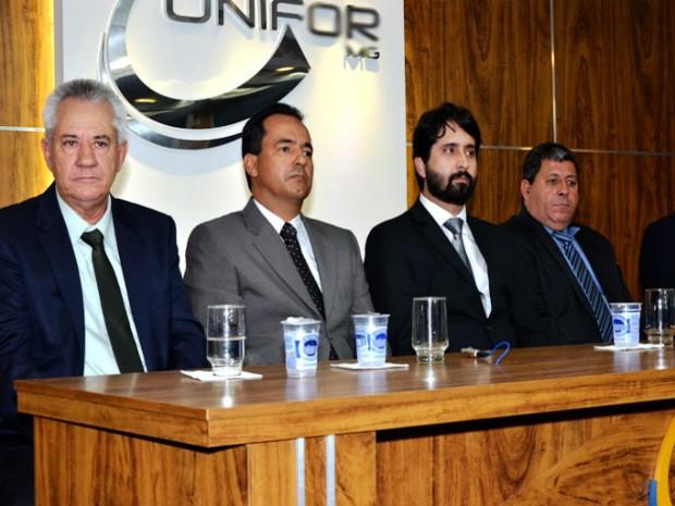delegado regional formiga (Foto: Secom/Formiga)