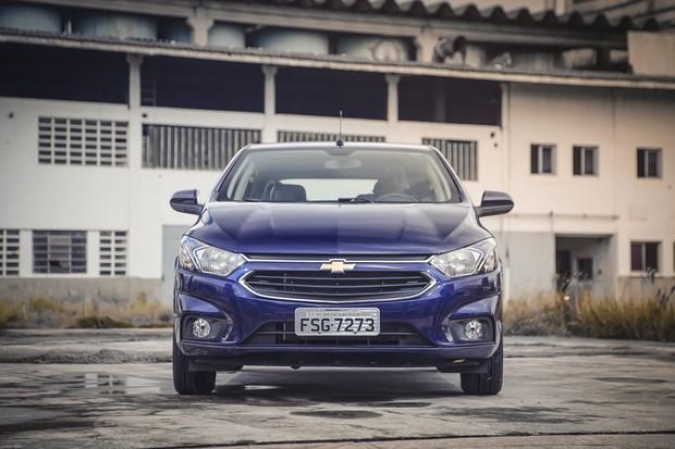 Chevrolet Onix (Foto: Fábio Aro)