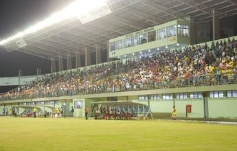 Ingressos para jogo entre Sparta e Tocantins no Mirandão estão à venda