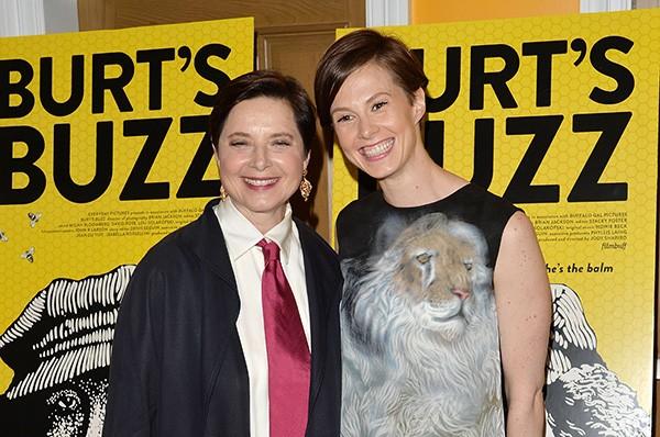 Elettra Rossellini Wiedemann e Isabella Rossellini (Foto: Getty Images)