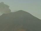 Vulcão aumenta atividade e cria alerta próximo à Cidade do México