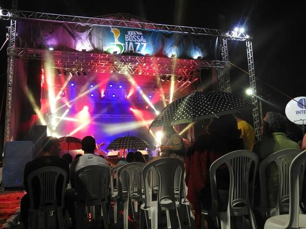 Fest Bossa & Jazz começou nesta quarta-feira (24) em Natal (Foto: Fest Bossa & Jazz/Divulgação)
