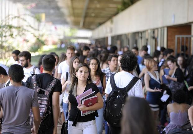 Apesar de mais instruídas, mulheres ainda tem salários menores no Brasil, aponta IBGE ; escolaridade ; educação ; desigualdade ;  (Foto: Edilson Rodrigues/Agência Senado)