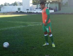 Ronaldo Capixaba treino Chapecoense (Foto: Aguante Comunicação/Chapecoense)