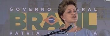 Não vamos apertar o cinto em programas sociais, diz Dilma (Reprodução / TV Globo)