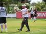 Roth arma time do Inter com Ceará na esquerda e Alex no meio contra o Galo