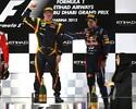 Pacotão da F-1: escalada de Vettel, voo de Rosberg e Raikkonen no topo