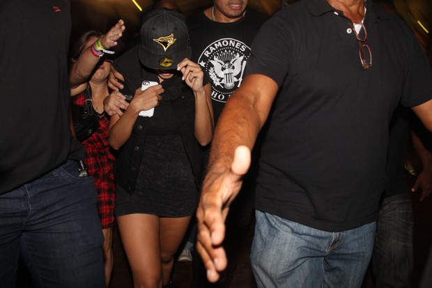 Anitta (Foto: Derick Abreu / AgNews)