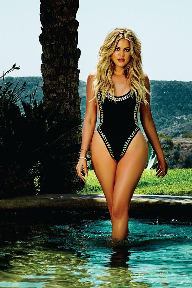Khloé Kardashian (Foto: Divulgação)