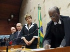 Joaquim Barbosa é empossado como presidente do STF