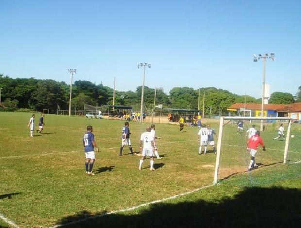 Campo de futebol do Tênis Clube será usado pelo Comercial-MS (Foto   Divulgação 0a8edccd3ebd3
