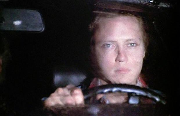 Christopher Walken + Porsche 911 + piso escorregadio = pavor automotivo em Annie Hall (Foto: Divulgação)