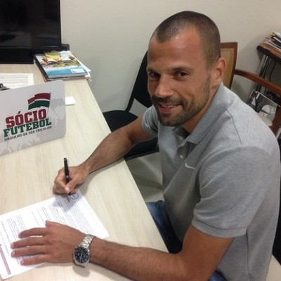 Diego Cavalieri Fluminense (Foto: Divulgação / FluminenseFC)