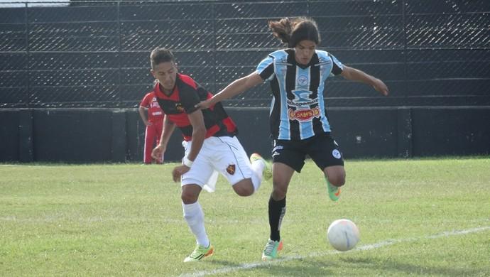 Mardley Porto-PE Sub-20 (Foto: André Vinícius / GloboEsporte.com)