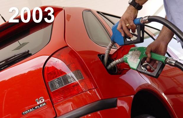 Volkswagen Gol Flex (Foto: Divulgação/Volkswagen)