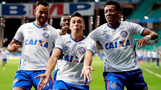 Bahia x Goiás - Campeonato Brasileiro Série B 2016 - globoesporte.com e075bd4871630