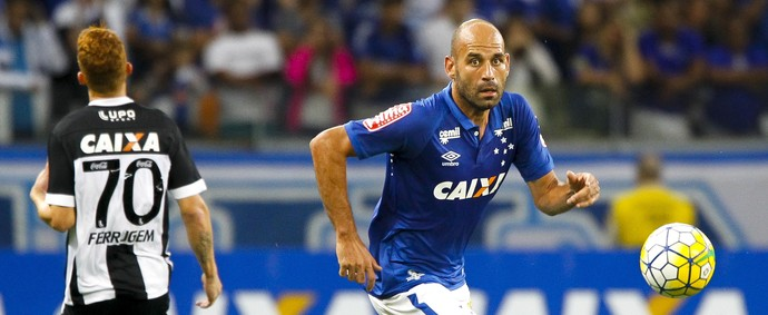 Bruno Rodrigo; Cruzeiro (Foto: Washington Alves/Light Press)