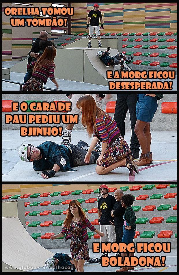 orelha (Foto: Malhação / Tv Globo)