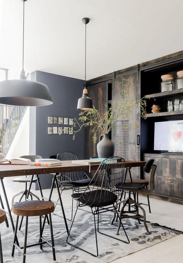 Decoração rústica: 15 ambientes lindos para se inspirar (Foto: Divulgação)