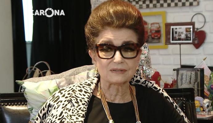 Costanza Pascolato falou sobre inspirações e moda mineira no Carona (Foto: Divulgação | Carona)