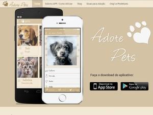 App conta com animais do grupo roraimense Yawara (Foto: Divulgação )