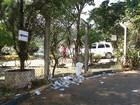Justiça multa 6 candidatos por jogar santinhos nas ruas de São Carlos, SP