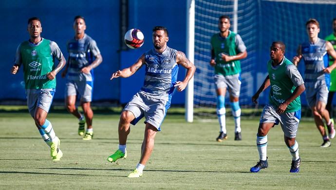 Edílson lateral-direito Grêmio (Foto: Lucas Uebel/Grêmio/Divulgação)