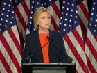 Hillary abre vantagem de dois dígitos sobre Trump em nova pesquisa