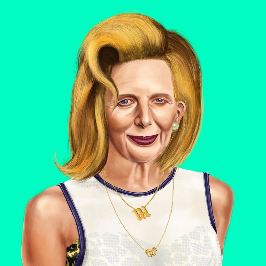 Margaret Thatcher (Foto: Divulgação)