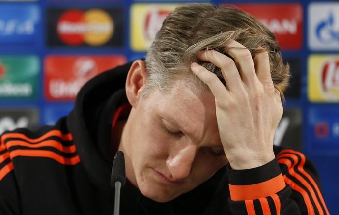 Schweinsteiger Manchester United (Foto: Reuters)