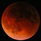 Semana começou com o eclipse da Superlua (Zewton Batista/Clube Mirzam)