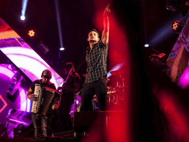 Shows musicais animaram a segunda noite (Foto: Fifo Albertoni)