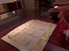 Roma faz exposição inédita das 'bulas' papais dos arquivos do Vaticano