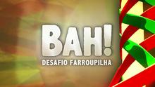 Reveja o programa especial  'Bah: Desafio Farroupilha' (Reprodução/RBSTV)