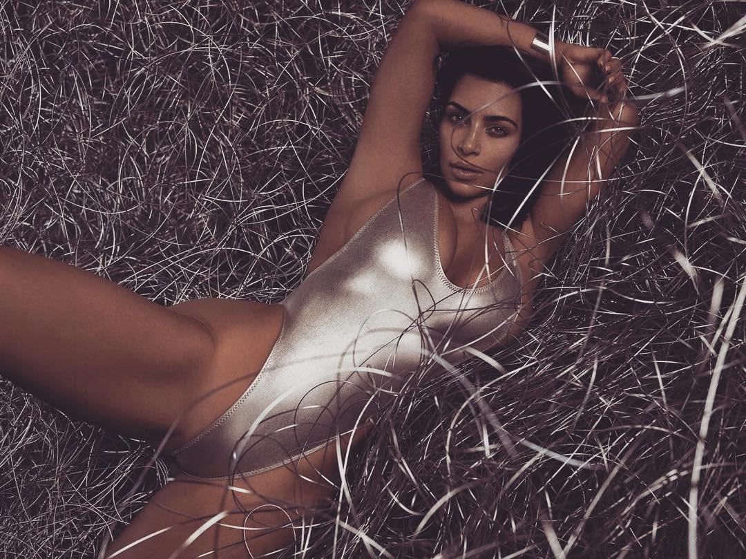 Kim Kardashian na Wired (Foto: Reprodução)