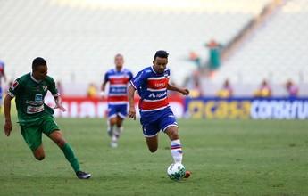 """""""Se jogar a toalha, aí fica mais difícil"""", diz lateral do Salgueiro após derrota"""