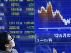 Ações chinesas batem nova máxima de três semanas