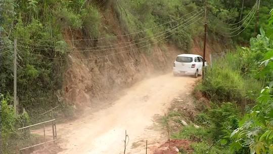 Após interdição de ponte, moradores de Barra do Piraí enfrentam atoleiro