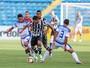 Ceará derrota Tiradentes e mantém invencibilidade no estadual