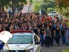 Manifestantes bloqueiam rodovias no RS contra reforma da Previdência