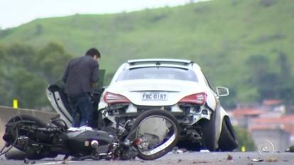 Delegado da PF mata motociclista na rodovia Raposo Tavares em Sorocaba