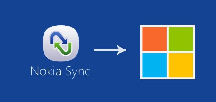 Sincronize seus dados do Nokia com a Microsoft (Foto: Arte/TechTudo)