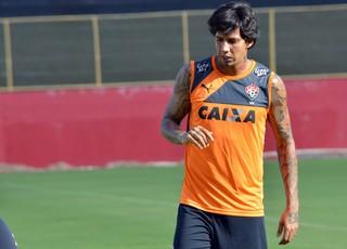 Victor Ramos; Vitória (Foto: Francisco Galvão/EC Vitória/ Divulgação)
