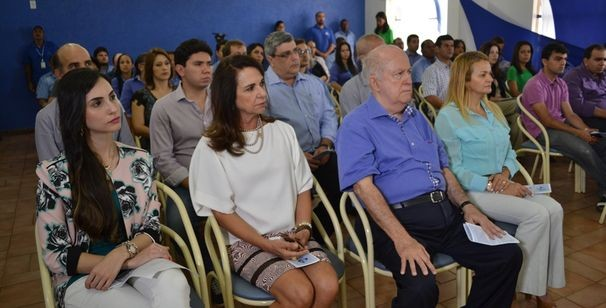 Diretores, gestores e colaboradores da TV Sergipe (Foto: Divulgação / TV Sergipe)