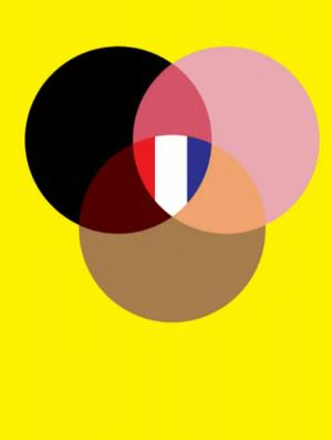 Slip; artista plástico; francês; Futebol, uma viagem; obra inspirada em Brasil x França (Foto: Reprodução SporTV)