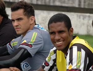 Romarinho, Botafogo-PB, Paraíba, Vera Cruz-PE, Amistoso, Almeidão (Foto: Richardson Gray / Globoesporte.com/pb)